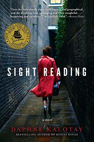 9780062246943: Sight Reading: A Novel