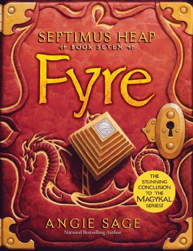 9780062246974: Septimus Heap 07. Fyre