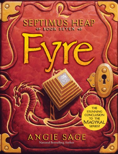 9780062246974: Septimus Heap, Book Seven: Fyre