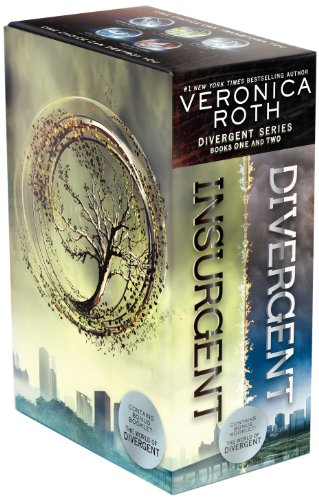 9780062248077: Divergent Series Box Set