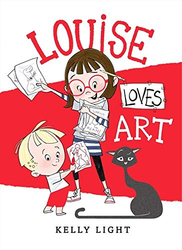 9780062248176: Louise Loves Art