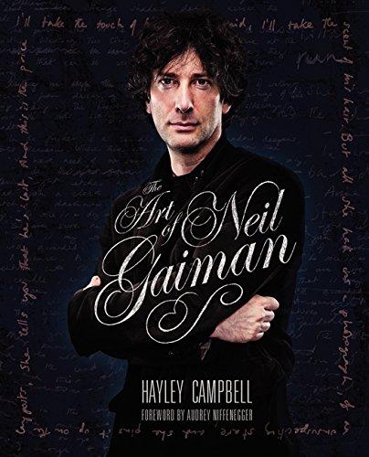 9780062248565: The Art of Neil Gaiman: A Visual Biography