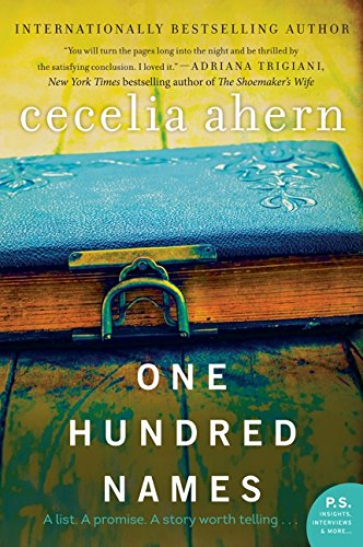 9780062248633: One Hundred Names: A Novel