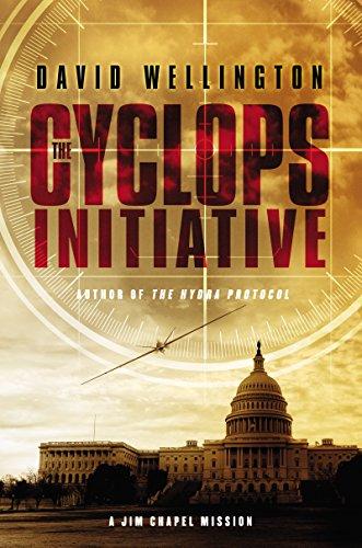 9780062248831: The Cyclops Initiative: A Jim Chapel Mission (Jim Chapel Missions)