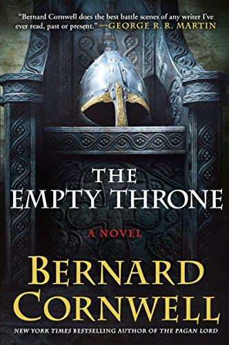 9780062250711: The Empty Throne: A Novel (Saxon Tales)