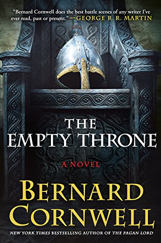9780062250711: The Empty Throne: A Novel (Saxon Tales)