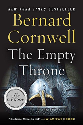 9780062250728: The Empty Throne: A Novel (Saxon Tales)