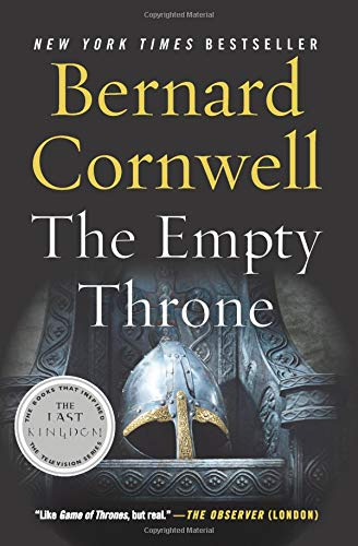 9780062250728: The Empty Throne: A Novel (Saxon Tales)