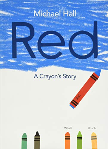 9780062252074: Red: A Crayon's Story