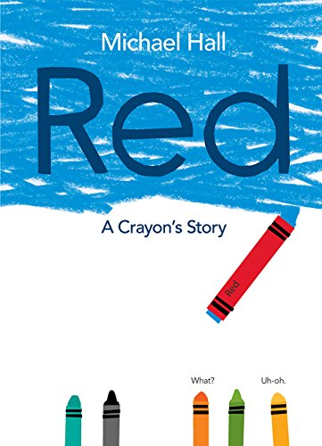 9780062252098: Red: A Crayon's Story