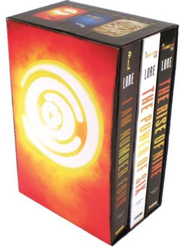 9780062252203: Pittacus Lore Box Set