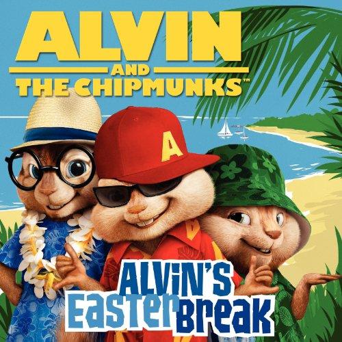 9780062252227: Alvin and the Chipmunks: Alvin's Easter Break
