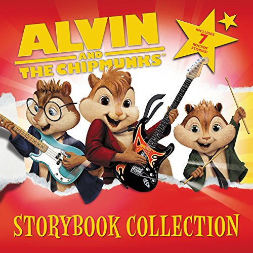 9780062252272: Alvin and the Chipmunks Storybook Collection: 7 Rockin' Stories