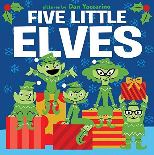 Five Little Elves: Public Domain