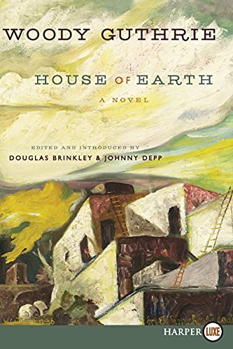 9780062253422: House of Earth LP: A Novel