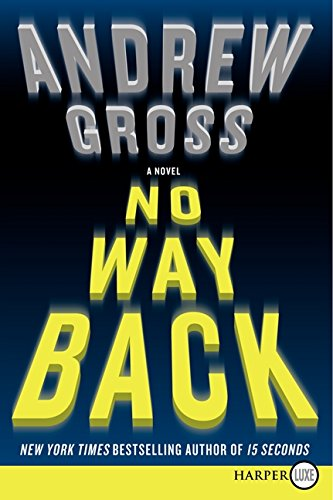 9780062253620: No Way Back: A Novel