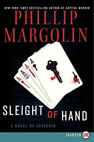 9780062253668: Sleight of Hand: A Novel of Suspense (Dana Cutler)