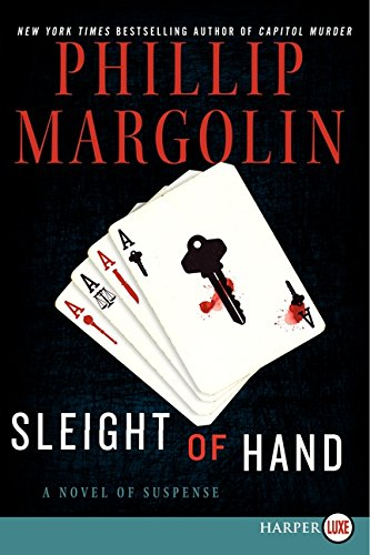 9780062253668: Sleight of Hand LP: A Novel of Suspense (Dana Cutler Series)