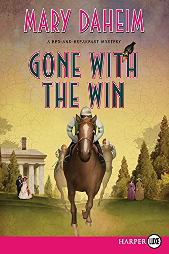 9780062253705: Gone with the Win LP: A Bed-and-Breakfast Mystery