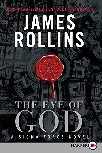 9780062253712: The Eye of God: A Sigma Force Novel