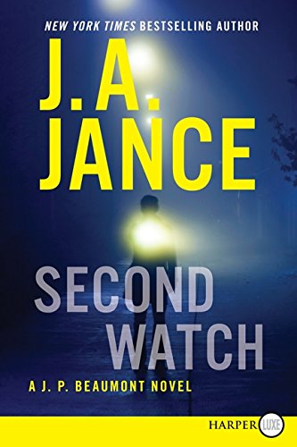 9780062253729: Second Watch LP: A J. P. Beaumont Novel