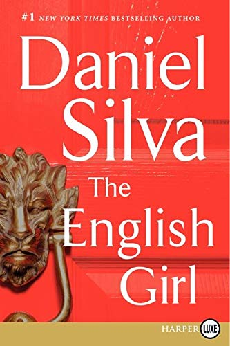 9780062253811: The English Girl LP: A Novel (Gabriel Allon)