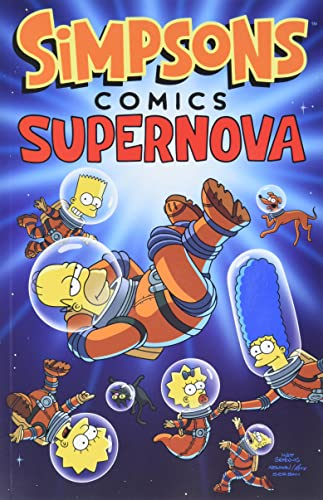 9780062254382: Simpsons Comics Supernova (Simpsons Comic Compilations)