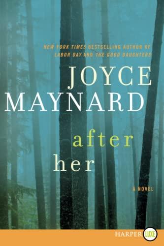 9780062257420: After Her: A Novel