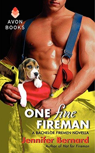 9780062257963: One Fine Fireman (Bachelor Firemen Novellas)