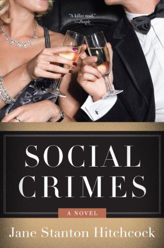 9780062259233: Social Crimes: A Novel (Jo Slater)