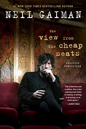 9780062262264: The View from the Cheap Seats: Selected Nonfiction