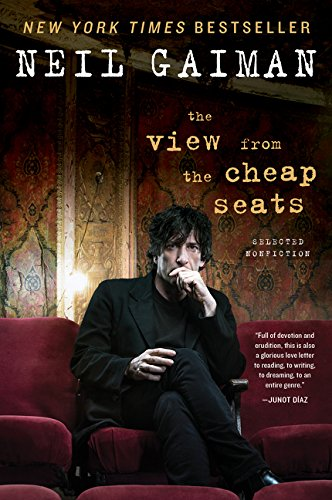 9780062262271: The View from the Cheap Seats: Selected Nonfiction