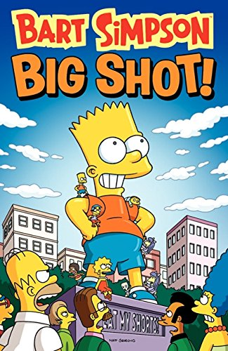 9780062262547: Bart Simpson Big Shot (Simpsons)