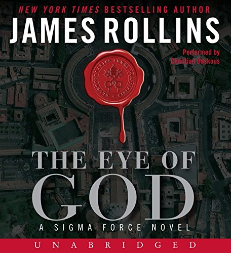 9780062262943: The Eye of God CD: A SIGMA Force Novel (SIGMA Force Novels)