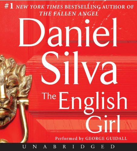9780062262974: The English Girl CD (Gabriel Allon)