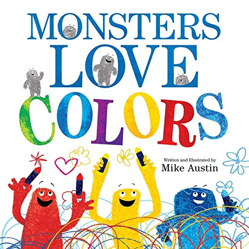 9780062263124: Monsters Love Colours
