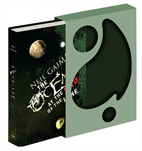 The Ocean at the End of the Lane Deluxe Signed Edition: A Novel: Gaiman, Neil