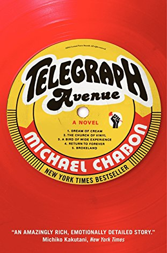 9780062265210: Telegraph Avenue: A Novel