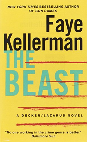 9780062265241: The Beast: A Decker/Lazarus Novel (Decker/Lazarus Novels)