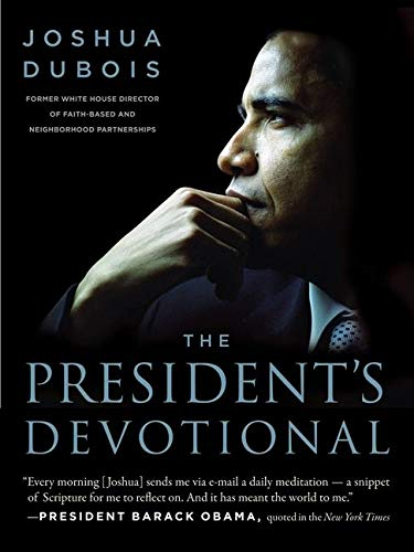 9780062265289: The President's Devotional: The Daily Readings That Inspired President Obama