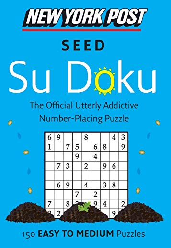 9780062265623: New York Post Seed Su Doku (Easy/Medium)