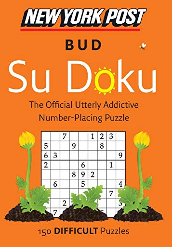 9780062265630: New York Post Bud Su Doku (Difficult)
