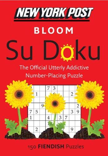 9780062265647: New York Post Bloom Su Doku (Fiendish)