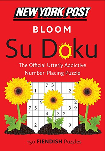 9780062265647: New York Post Bloom Su Doku (Fiendish)