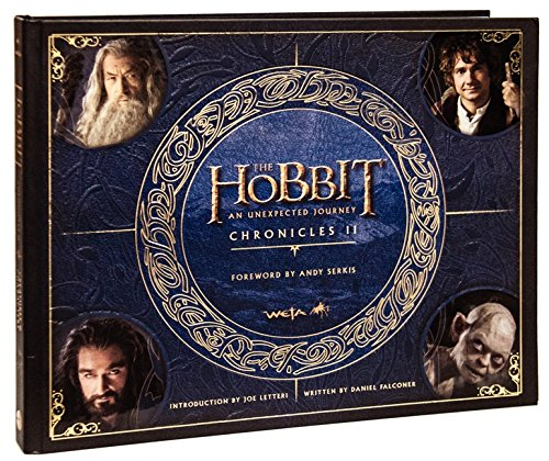 9780062265685: The Hobbit: An Unexpected Journey Chronicles II: Creatures & Characters