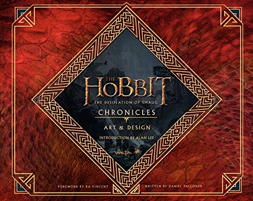 9780062265692: The Hobbit: The Desolation of Smaug Chronicles Iii: Art and Design, the