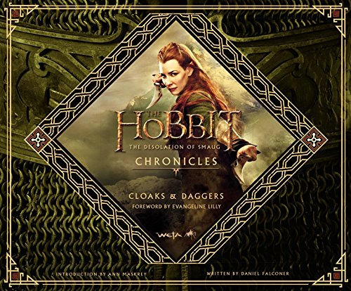 9780062265708: The Hobbit: The Desolation of Smaug Chronicles: Cloaks & Daggers