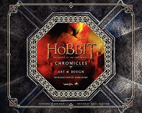 9780062265715: The Hobbit: The Battle of the Five Armies Chronicles: Art & Design