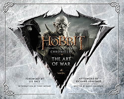 9780062265722: The Hobbit: The Art of War: The Battle of the Five Armies: Chronicles