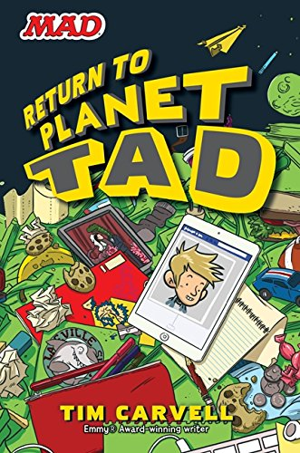 9780062266255: Return to Planet Tad
